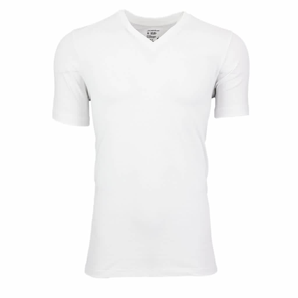 Jockey Men's Classic V-Neck T-Shirt