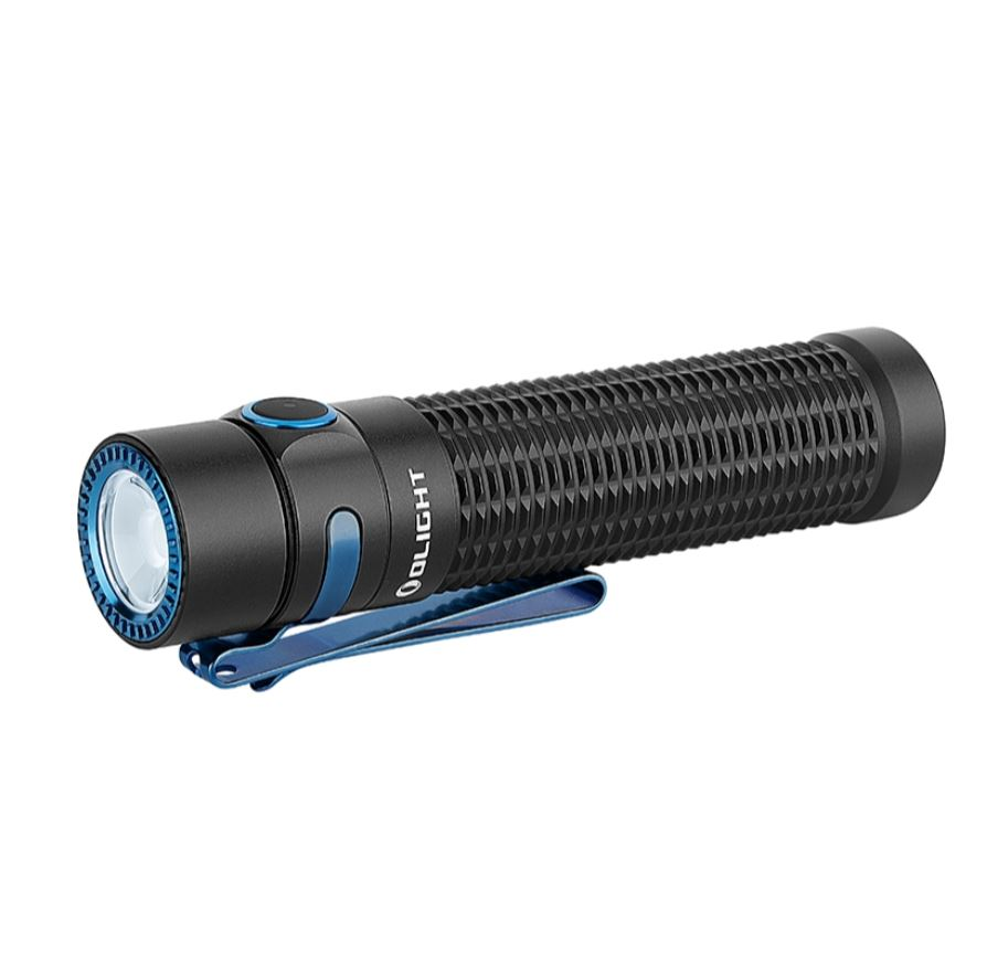 Warrior Mini (Small Tactical Flashlight) Black or Desert Tan, 30% off (MAP: