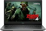 "Dell G5 15.6"" 144Hz Gaming Laptop (Ryzen 7-4800H 8GB, 512GB)"