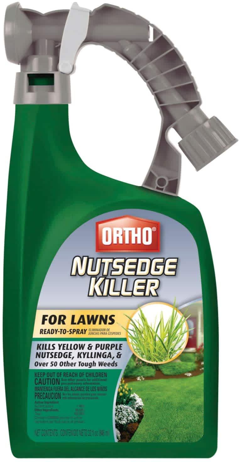 Ortho Nutsedge Killer for Lawns Ready-To-Spray 32-oz. Bottle