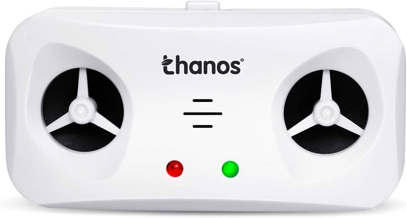 Thanos 2-in-1 Ultrasonic Pest Repeller and Air Purifier
