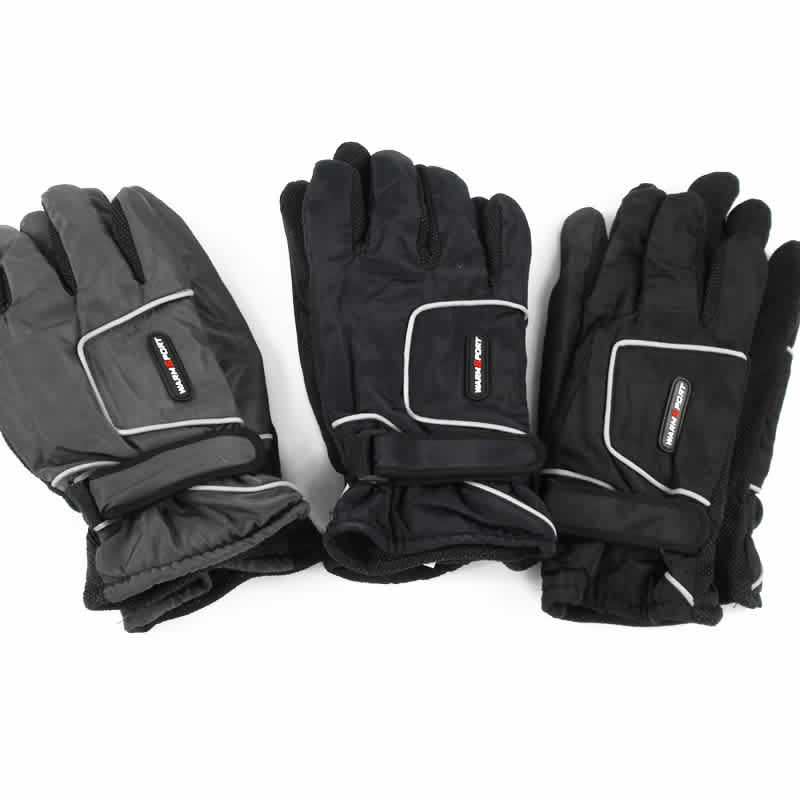 Thinsulate-Style Water Resistant XL Winter Gloves