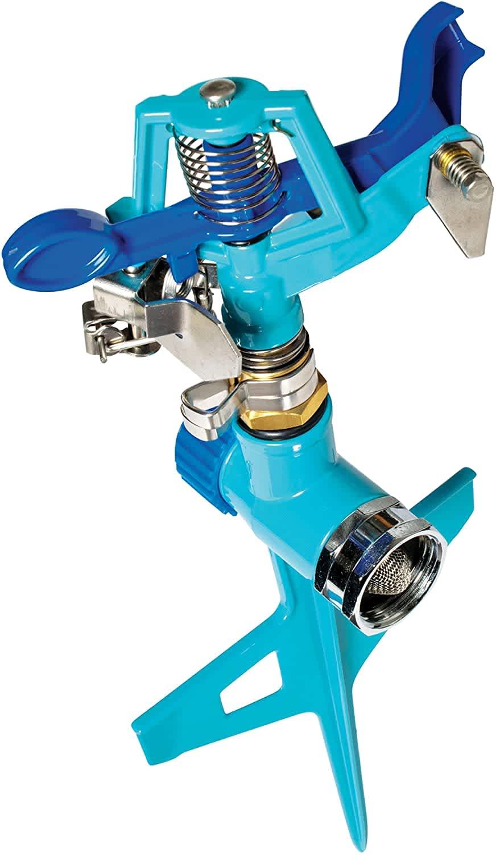 Aqua Joe Indestructible Impulse Sprinkler