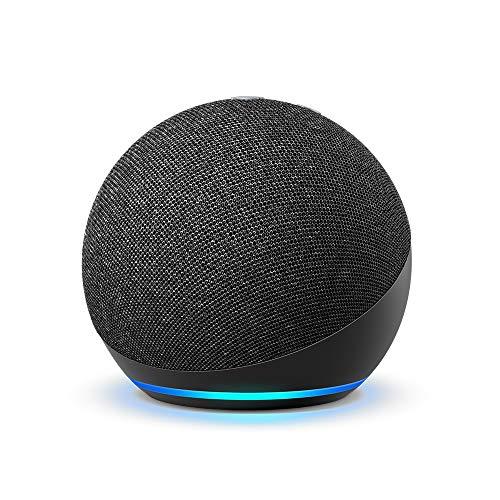 预售!第四代 Echo Dot  智能管家音箱,售价