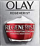 Amazon Buy 1 Get 1 50% Off: Olay Regenerist Cream