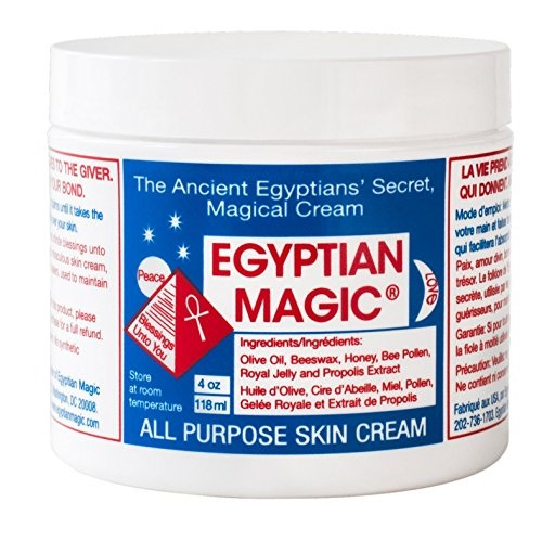 Egyptian Magic All Purpose Skin Cream | Natural Healing for Skin, Hair, Anti Aging, Stretch Marks, Cellulite, Irritations, and more | 6oz Bundle (Pack of 2)