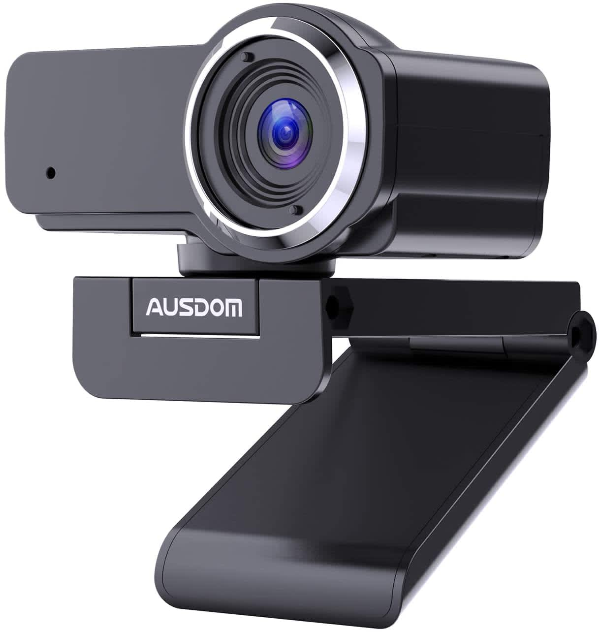 Ausdom 1080p Webcam with Microphone