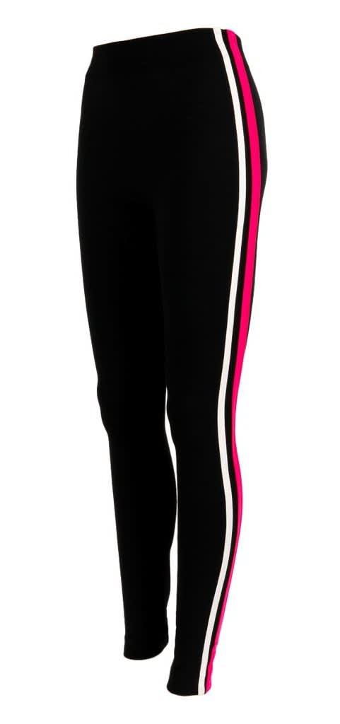 New Look Women's Stripe Leggings