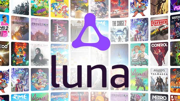 Amazon Luna Early Access