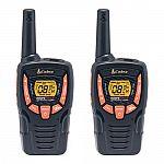 Cobra Walkie Talkies 23-Mile Two-Way Radios (Pair)