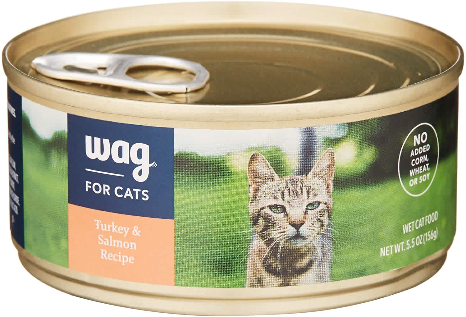 Wag Dog & Cat Food at Amazon