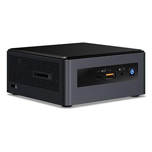 史低价! Intel英特尔 NUC 8 电脑准系统,i7-8565U/540X/8GB/16GB傲腾+1TB