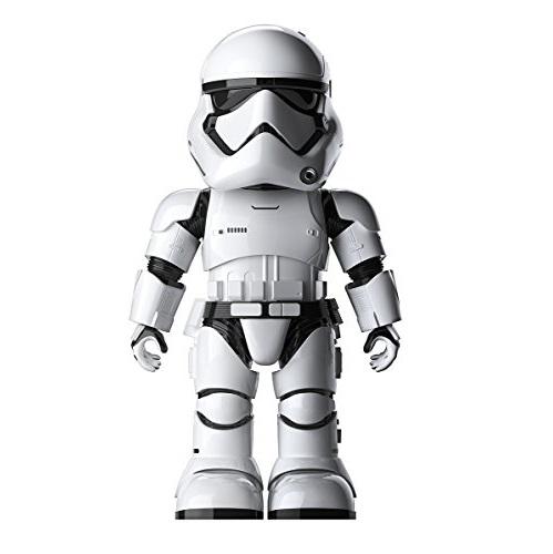 史低价!UBTECH  Star Wars 星球大战 Stormtrooper智能机器人,App可遥控