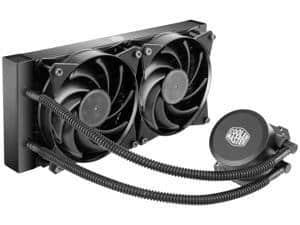 Cooler Master MasterLiquid Lite 240 AIO 240mm Liquid CPU Cooler
