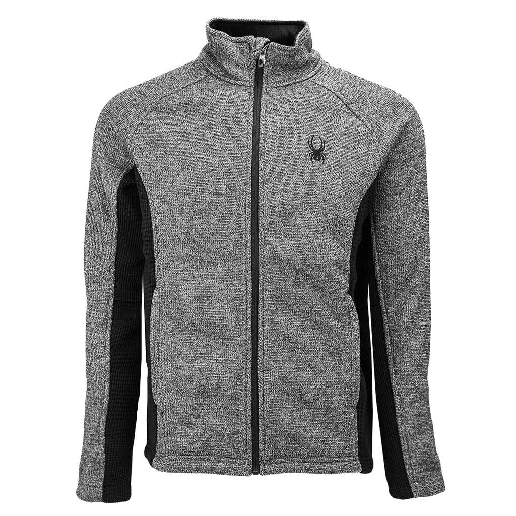 Spyder Men's Constant Full Zip Sweater