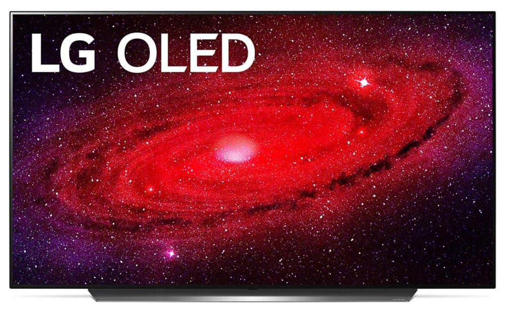 "LG CX 77"" 4K Smart OLED TV"