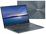 "ASUS ZenBook 14 Ultra-Slim Laptop 14"" FHD Laptop (i7-1065G7, 8GB 512GB UX425JA-EB71)"
