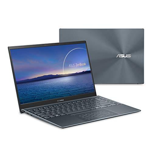 ASUS华硕 ZenBook 14吋 超级本电脑,i7-1065G7/8GB/512GB