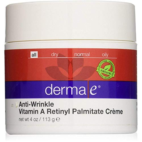 Derma E Anti-Wrinkle Renewal Cream 4 oz ( Pack of 3)