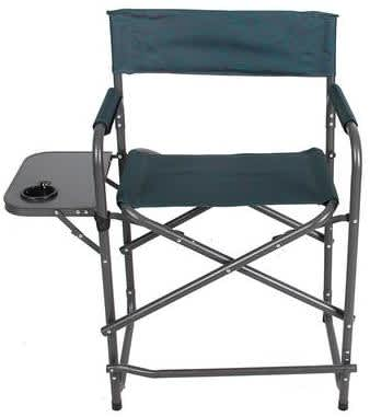 Alpha Camp Foldable Director's Chair with Cup Holder