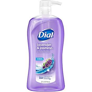 Various Body Wash Products: 32-Oz Dial Body Wash (Lavender & Jasmine)