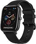 Amazfit GTS Smartwatch (Black)