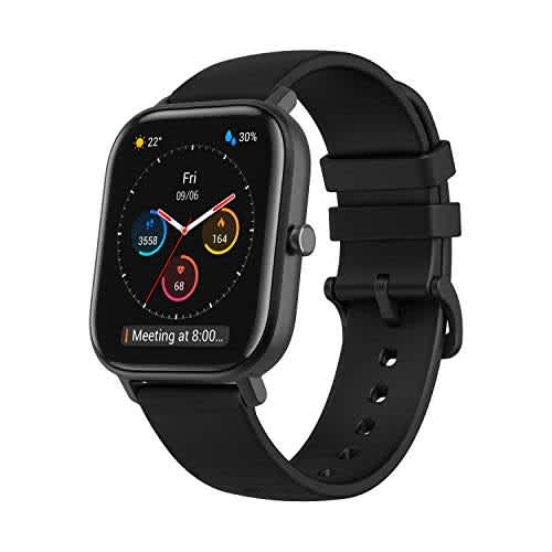 Amazfit GTS Fitness Smartwatch w/ HR Monitor