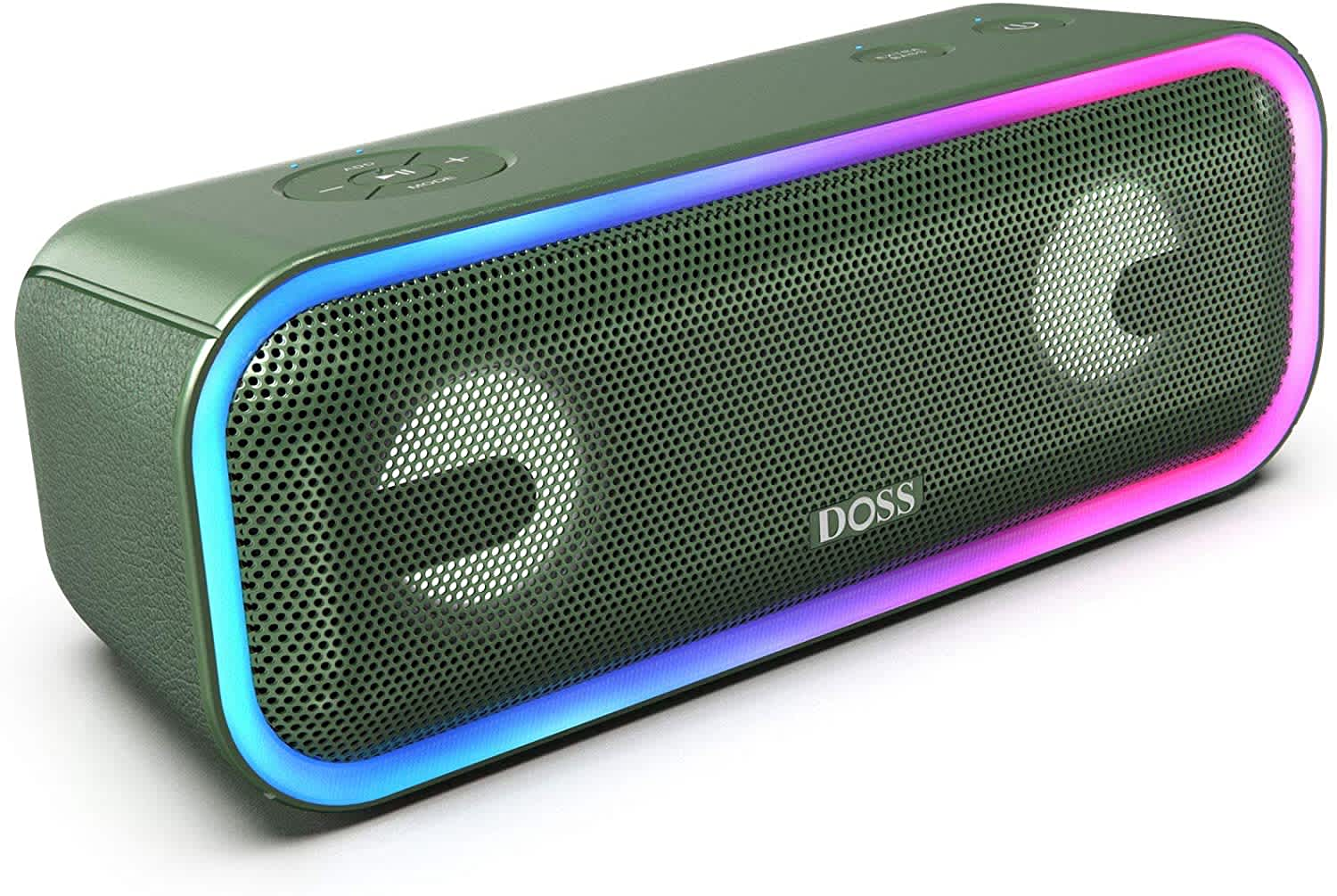 DOSS Bluetooth Speakers and Ture Wireless Earbuds at Amazon