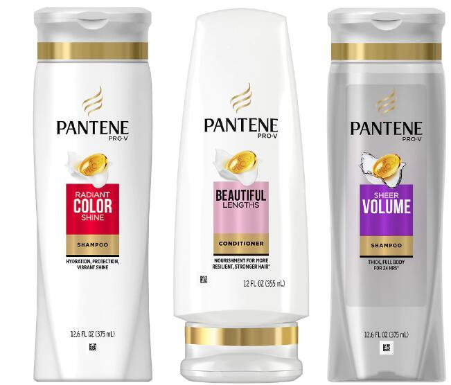 12-Oz Pantene Pro V Shampoo or Conditioner (Various)