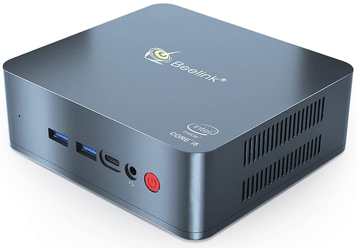 Beelink Broadwell i5 Mini Desktop PC