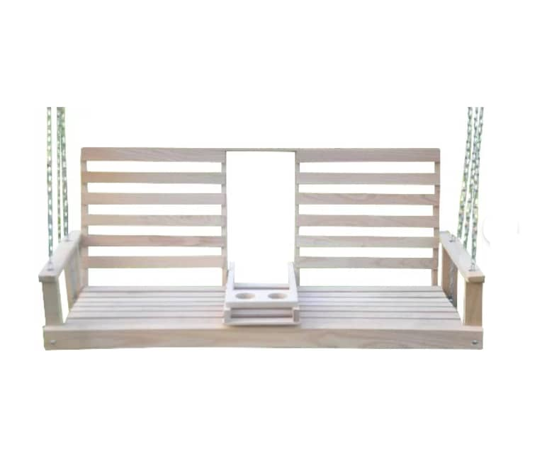 Breakwater Bay Ison Porch Swing