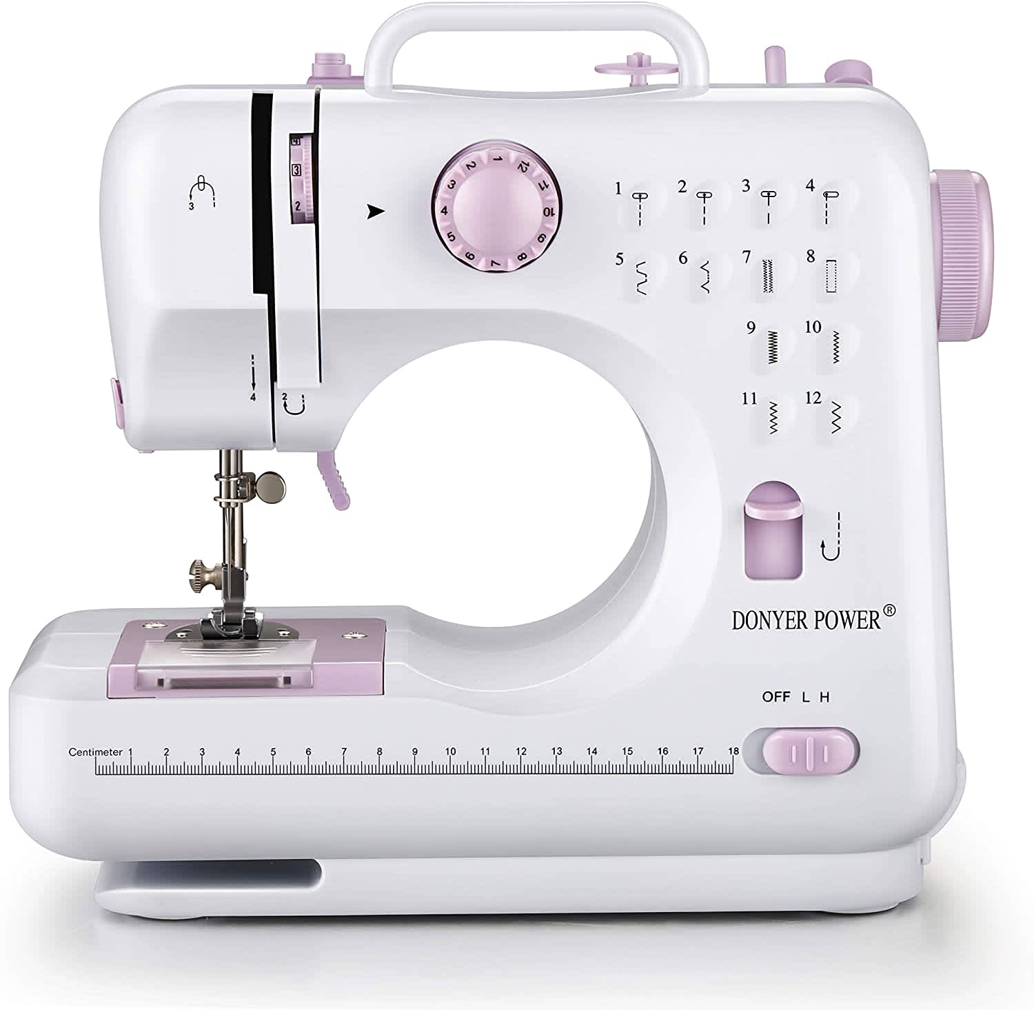 Donyer Power Mini Sewing Machine