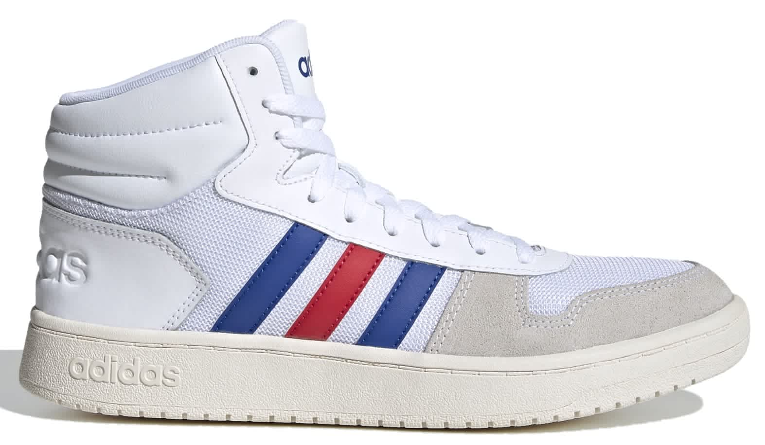 adidas Men's Originals Hoops 2.0 Mid Shoes
