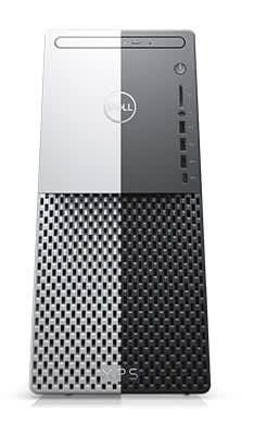 Dell XPS Special Edition 10th-Gen. Comet Lake i7 Desktop PC w/ 8GB GPU