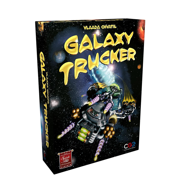 Czech Games Galaxy Trucker Board Game