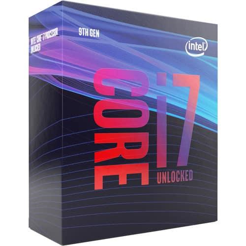 Intel CPUs + Marvel's Avengers (PC Digital Download): i9-9900K $345 or i7-9700K