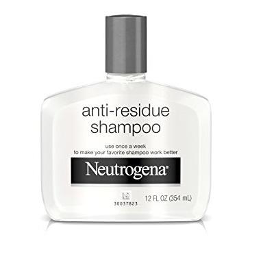 史低价!Neutrogena 露得清Anti-Residue 去残留洗发水,12 oz