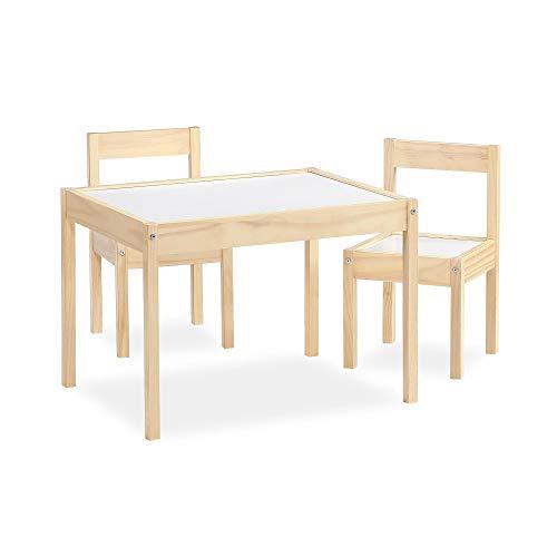 Baby Relax 儿童桌+2把座椅 套装