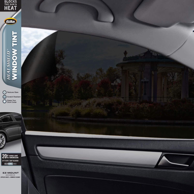 Gila Heat Shield Automotive Window Tint