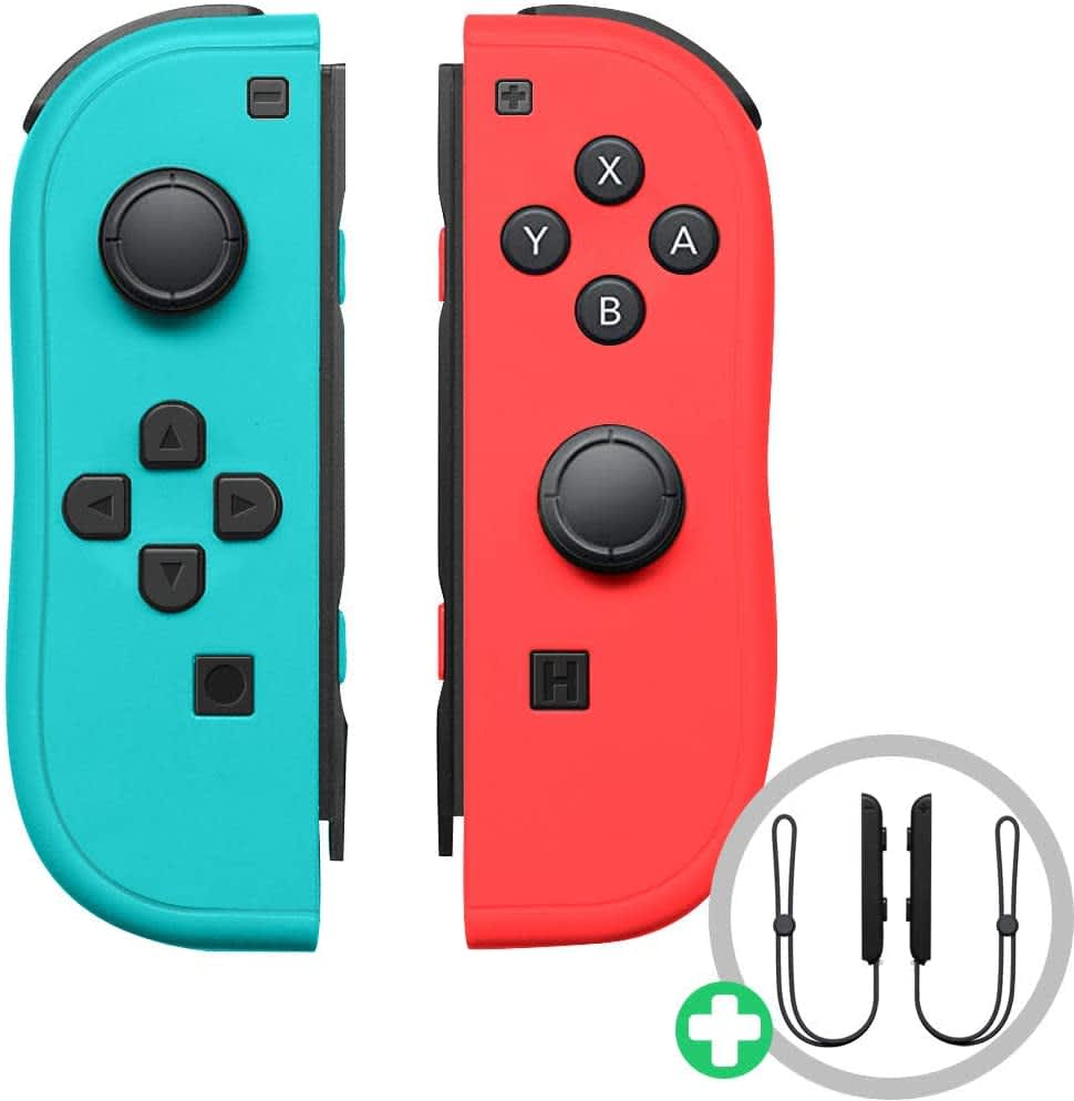 Babomi Replacement Wireless Joy Con Controller for Nintendo Switch