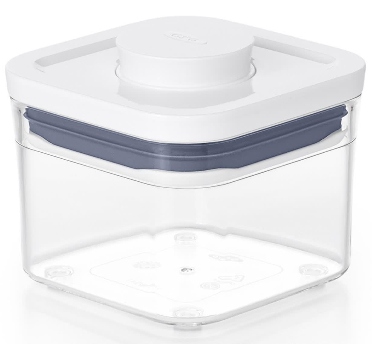 OXO Pop Small Square Mini Food Storage Container