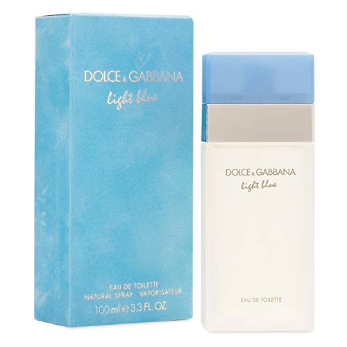 Dolce & Gabbana Light Blue for Women Eau De Toilette 100 ml/3.4 Ounce