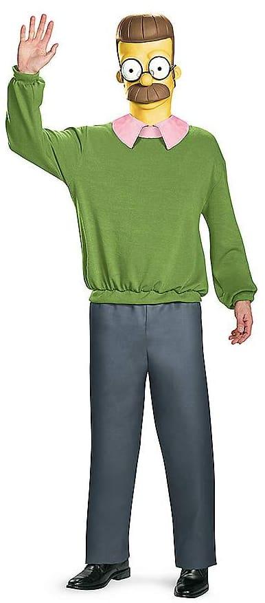 Ned Flanders Deluxe Costume