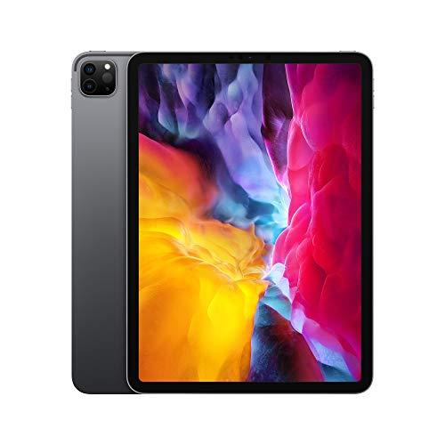 New Apple iPad Pro (11-inch, Wi-Fi, 128GB) - Space Gray (2nd Generation)