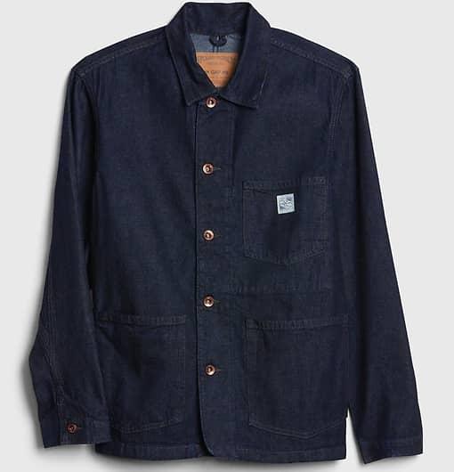Gap Men's Denim Chore Jacket