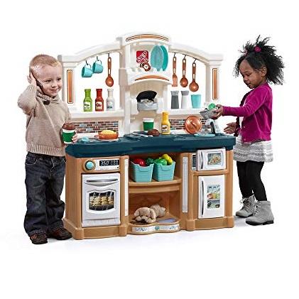 Step2 小厨房儿童玩具套装