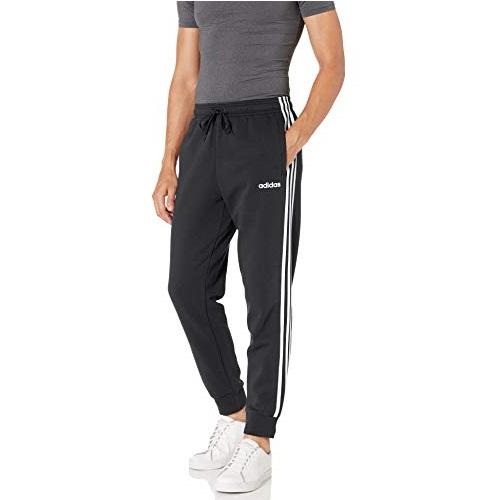 史低价! adidas 经典三条杠男子运动长裤