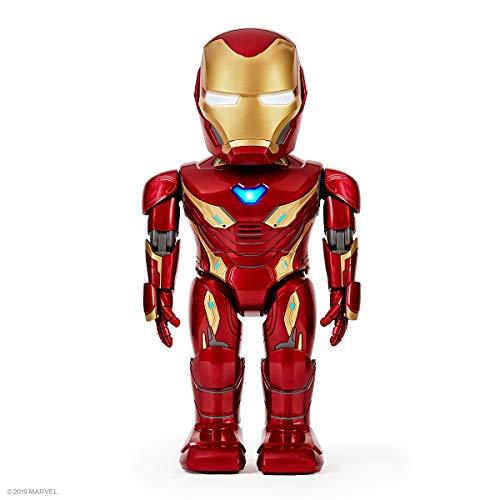 史低价!UBTECH 漫威复仇者联盟 钢铁侠 Mk50 机器人