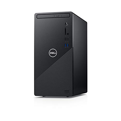 史低价!Dell Inspiron Desktop 3880 台式电脑(i3-10100/8GB/1TB)