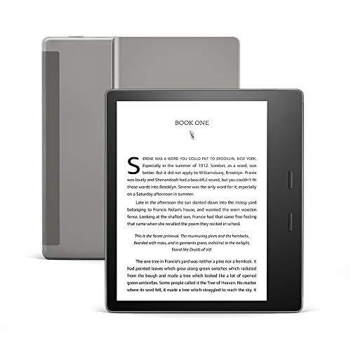 史低价!Amazon Kindle Oasis(三代)电子书阅读器 8GB